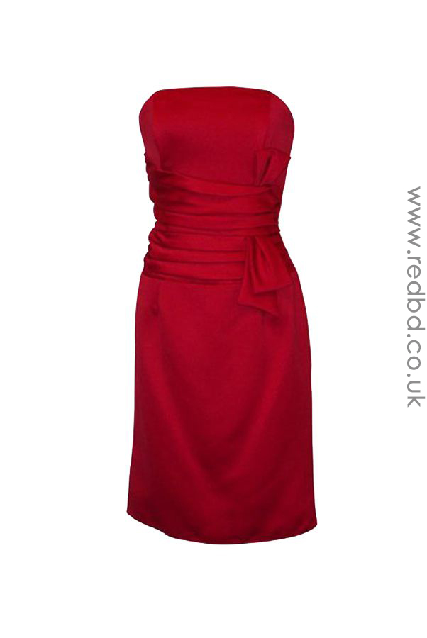 Red bridesmaid dresses under 100 being a perfect bridesmaid