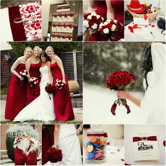 red-winter-wedding