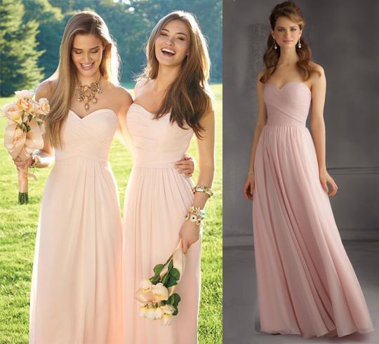 chiffon-bidesmaid-dresses
